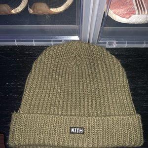 Kith Logo Knif Beanie